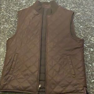 Johnston and Murphy Reversible Vest
